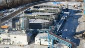 Millar Western Pulp's Whitecourt, Alta. mill is in the coldest region the biogas recovery technology has ever been deployed. PHOTO: Millar Western