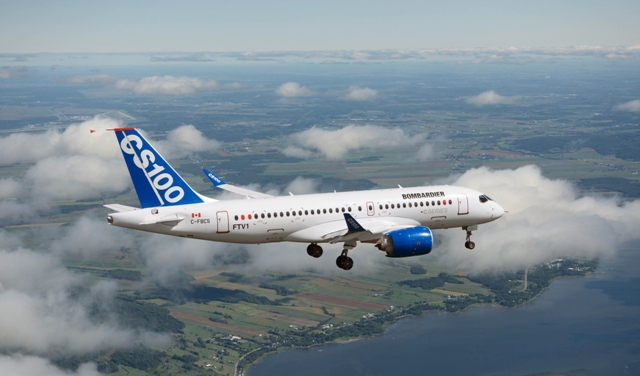United States finalises steep duties on Bombardier jets after Boeing complaint