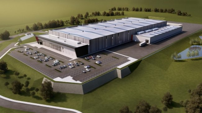 Magna has announced plans to build a new aluminum casting facility in the U.K. PHOTO: Magna