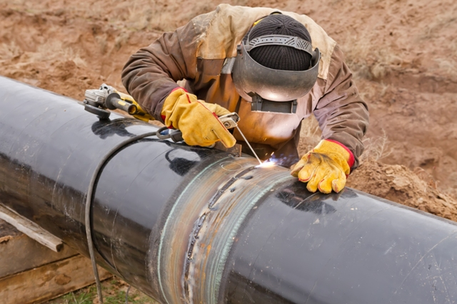 Primary construction on the pipeline is expected to start in 2019