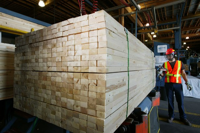 Based in Montreal, Resolute produces paper and lumber products in the U.S. and Canada. PHOTO: Resolute Forest Products