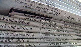 Newspapers across Canada have been under significant pressure, with numerous printing plants announcing closures this year. PHOTO: Daniel R. Blume, via Wikimedia Commons