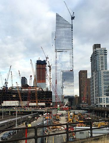 10 Hudson Yards on the west side of Manhattan is one recent project Stonebridge has participated in.PHOTO: Aladdin McDuffie, via Wikimedia Commons