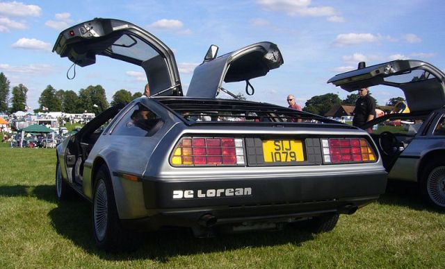 The iconic DeLorean DMC-12, which had a brief, memorable production run in the '80s may soon be rolling off the line yet again. PHOTO: Mark Fosh, via Wikimedia Commons
