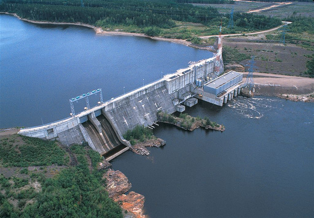 Canadian developers think the push for renewable generation will allow Canadian companies to export their expertise, especially in hydroelectric generation. Harmon Generating Station in Northern Ontario pictured. PHOTO: Ontario Power Generation, via Flickr