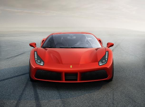 The Italian sports car maker's 3.9-litre twin-turbo engine, which powers the 488 GTB and 488 Spider took home the top honour. PHOTO: Ferrari