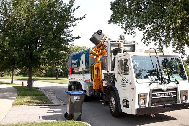 PHOTO: Advanced Disposal Services