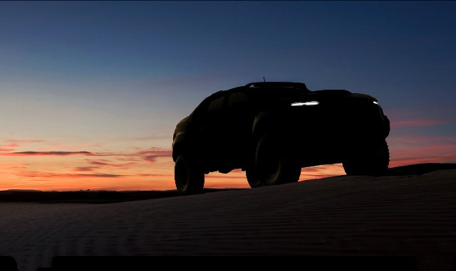 GM teases hydrogen-powered Chevy Colorado
