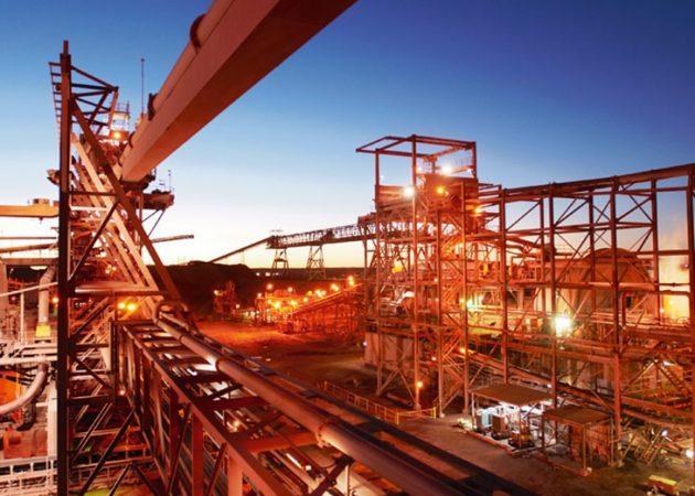 BHP Billiton's Olympic Dam in Australia is a multi-mineral ore body containing uranium oxide, copper, gold and silver. PHOTO: BHP Billiton