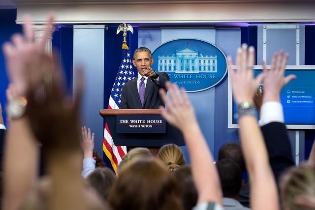 PHOTO: Amanda Lucidon/The White House, via Flickr