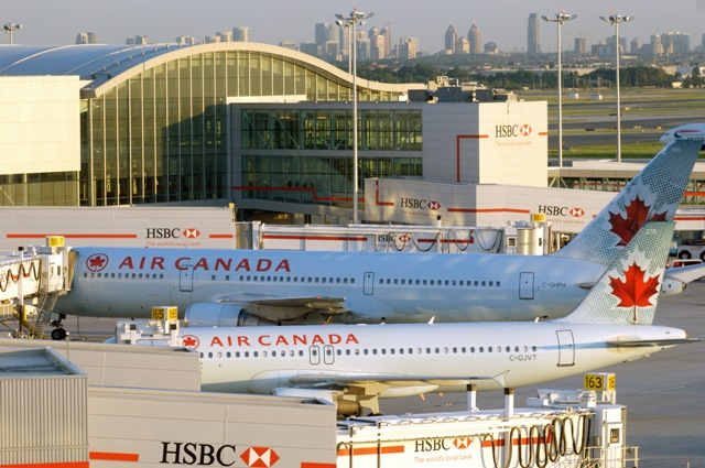 PHOTO: Air Canada