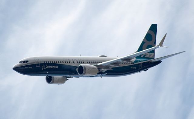The updated version of Boeing's 737, the MAX, is expected to enter service next year. PHOTO: pjs2005, via Flickr