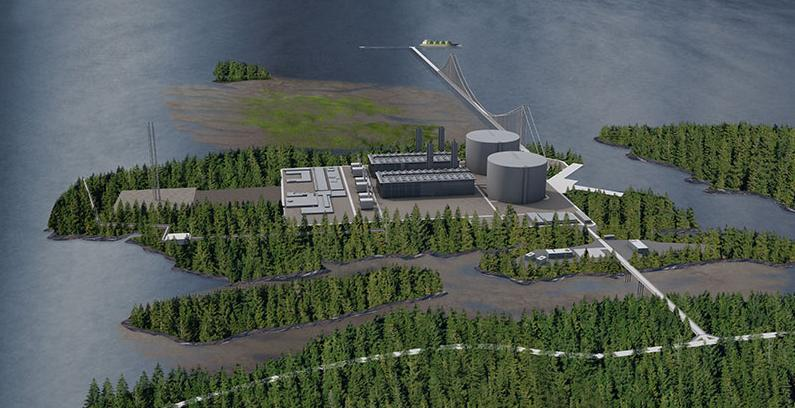 PHOTO: Pacific Northwest LNG
