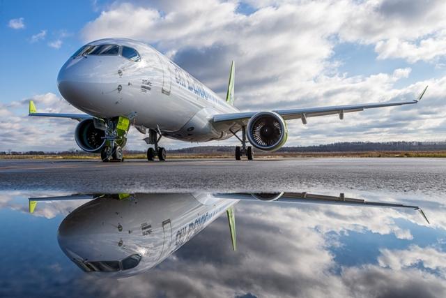 PHOTO: Bombardier