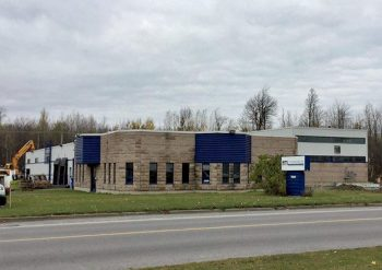The company is currently adding 30,000 square feet of floor space to its Chambly, Que. facility. PHOTO: Mtl Technologies