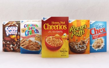 The cereal maker has tinkered with a number of its recipes in an effort to boost flagging sales. PHOTO: