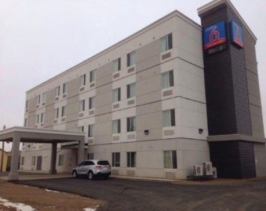 """One of the hotel owners categorized the building as """"indistinguishable"""" from a conventional build. PHOTO: Lacador"""