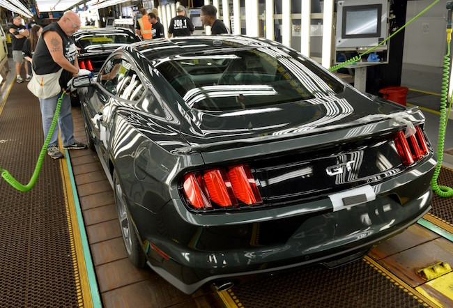 Scuttled ford plant has mexico fearing more under trump for Ford motor company human resources phone number