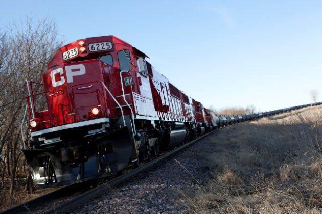 Canadian Pacific Railway Limited (TSE:CP) Files An 8-K Other Events