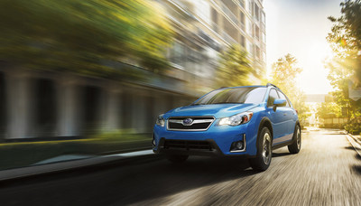 The Subaru Crosstrek 2017 Best Retained Value Award Winner For Compact Category Photo Canada