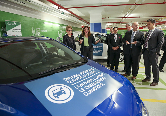 Subsidies For Electric Cars In Ontario