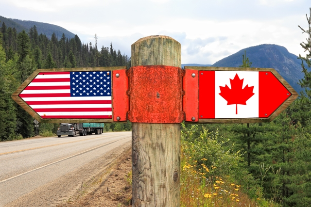Canada threatens to play hardball with Trump over lumber tariffs