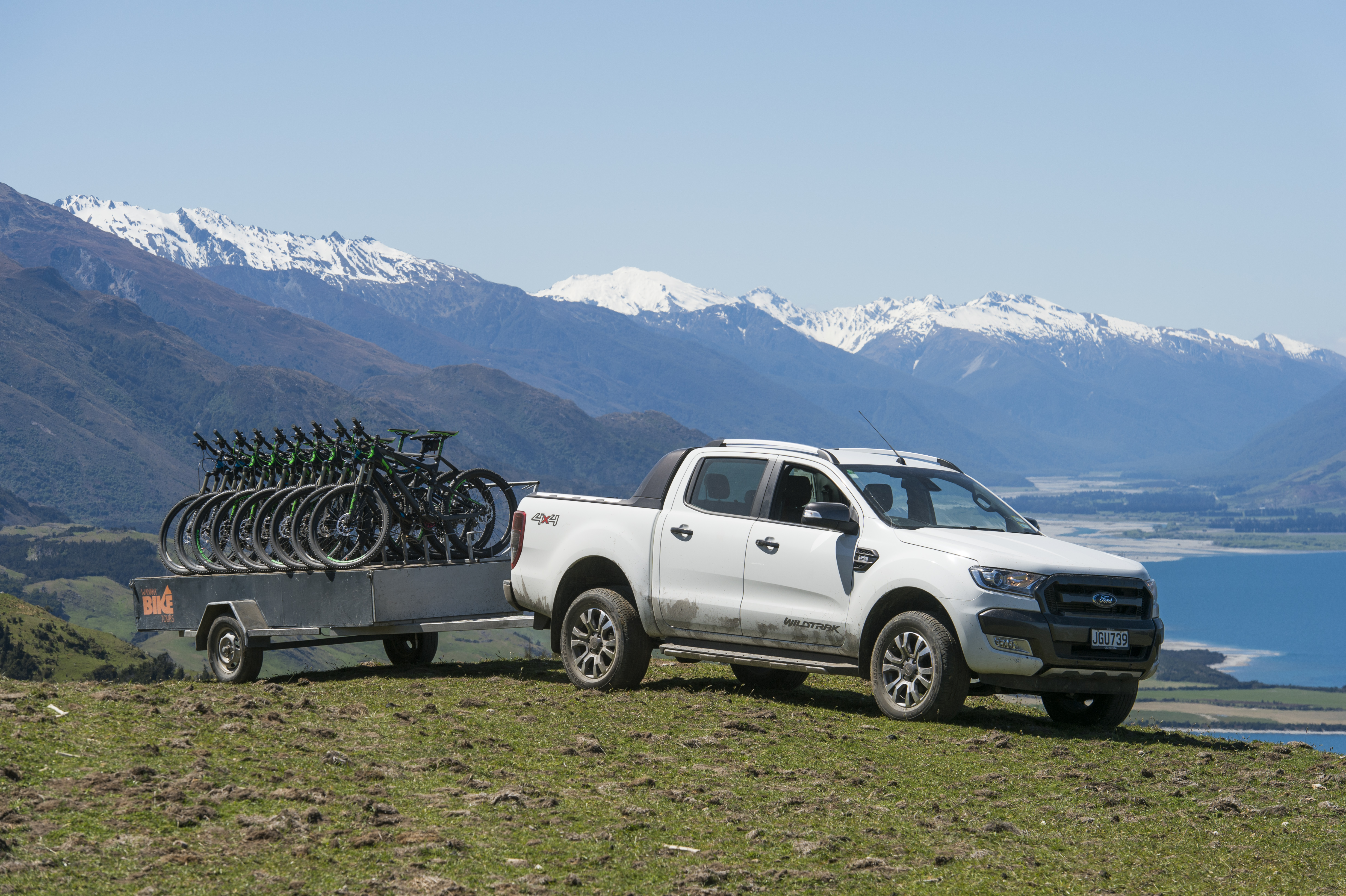 Ford bringing midsize Ranger pickup to China in 2018 ...