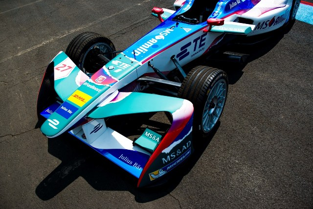 Formula E electric racecars hit Brooklyn streets