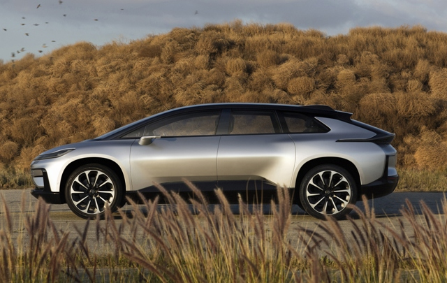 Faraday Future Leases A New Production Site In California