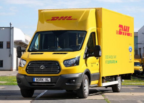 Deutsche Post eyes further cooperation with Ford