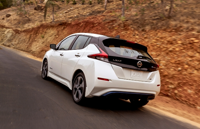 New Nissan LEAF has a bigger range than ever before