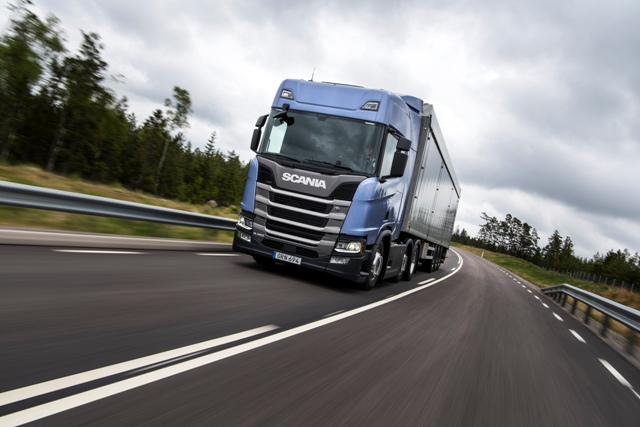 Truck giant Scania hit with £770m fine for price-fixing
