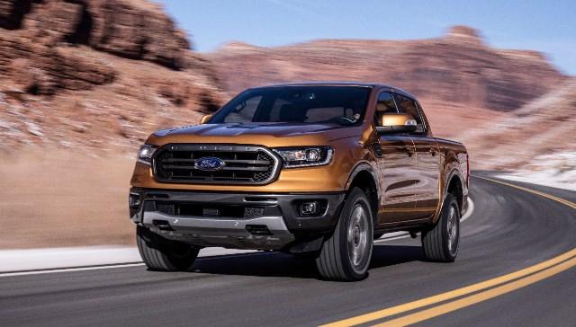 year hiatus ford ranger returns  north america   canadian manufacturing
