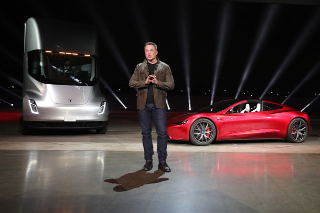 Elon Musk to stay another decade at Tesla, has unusual compensation scheme