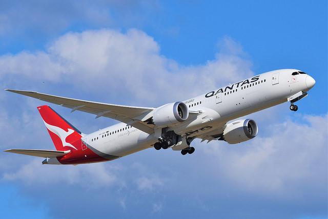 Qantas 787 Dreamliner flew from LA to AU using mustard seed biofuel