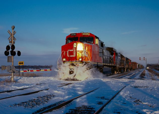 Canadian National Railway (CNR) Price Target Lowered to C$108.00 at CIBC