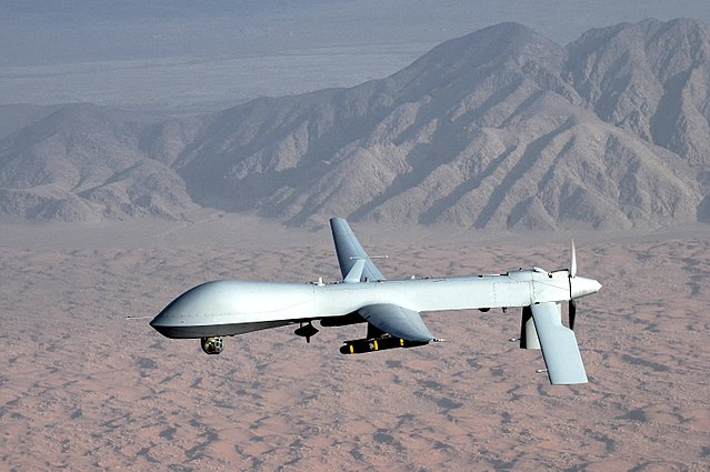 White House Releases New Arms, Drone Export Policy