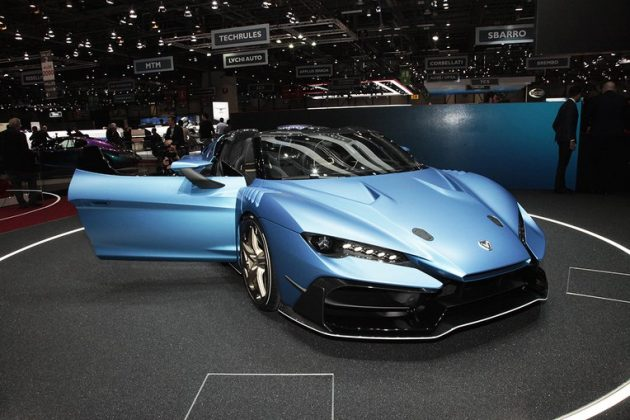 PHOTO: Geneva International Motor Show