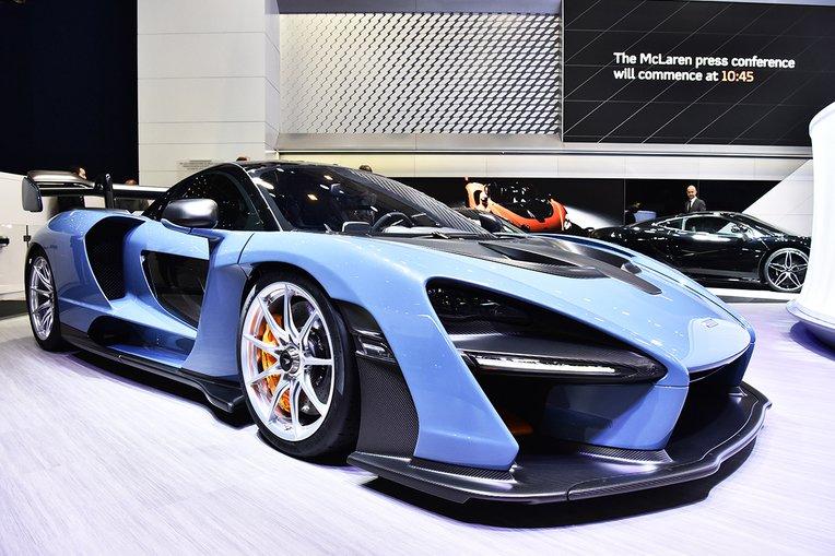 High End Sports Cars Gleam At Geneva Auto Show Bring