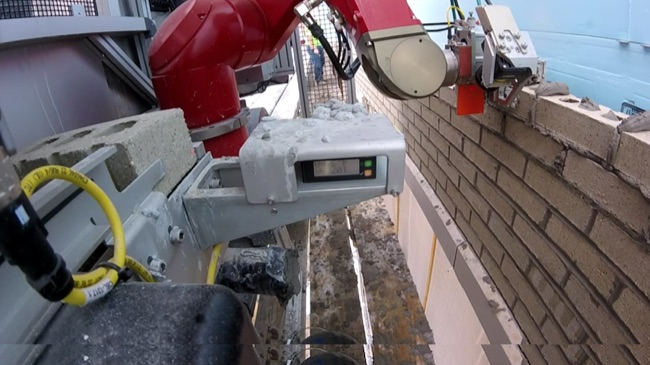 Robots Break New Ground In Construction As Industry Takes Cue From