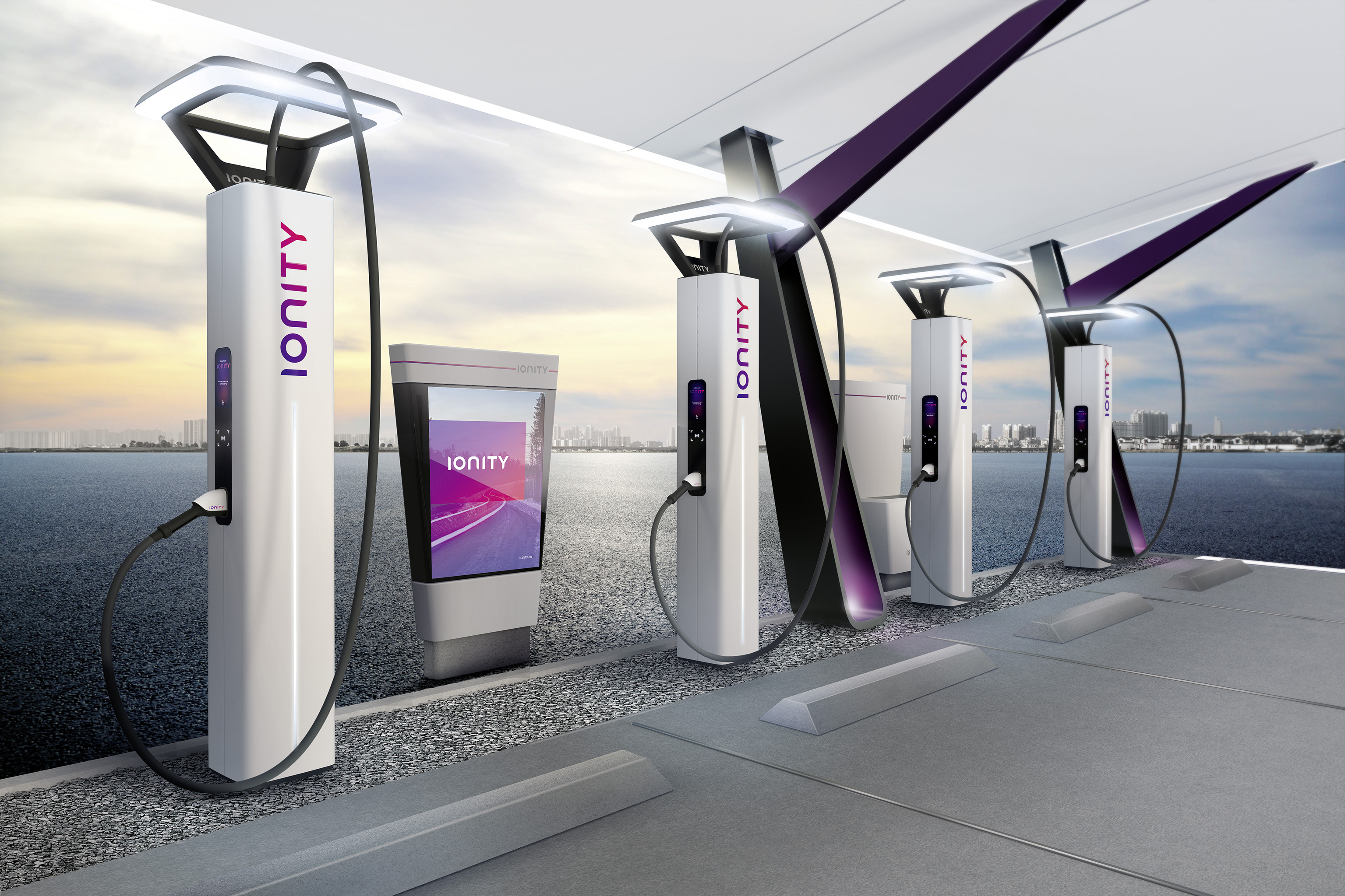 Electric Vehicle Charging Stations >> Race Is On To Set Up Europe S Electric Car Charging Network