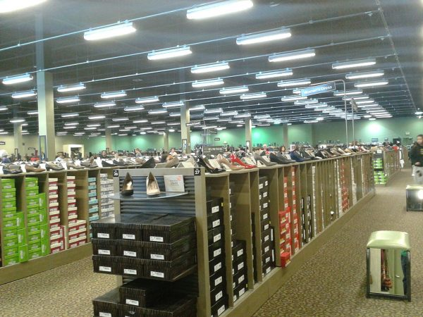 7aad6fa85baa DSW Inc. to close Town Shoes brand and 38 stores in Canada by January