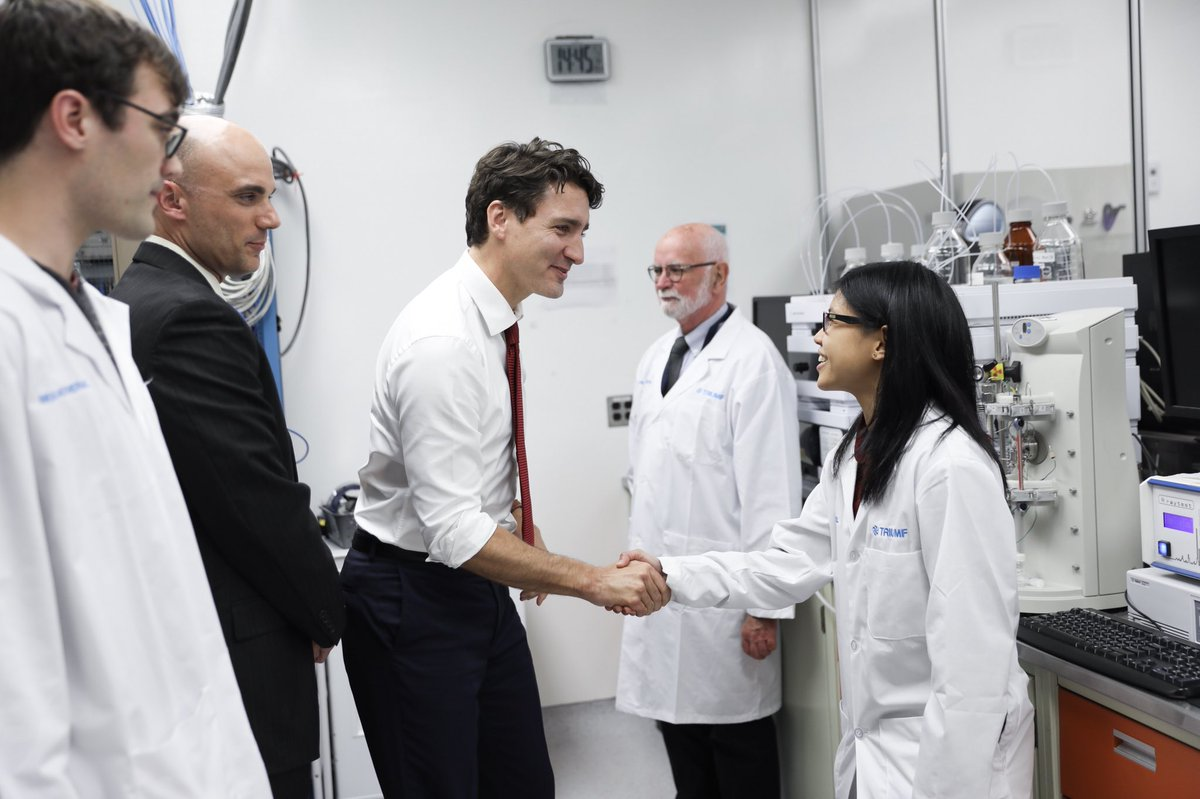 Trudeau announces funding to build nuclear medicine hub in Vancouver