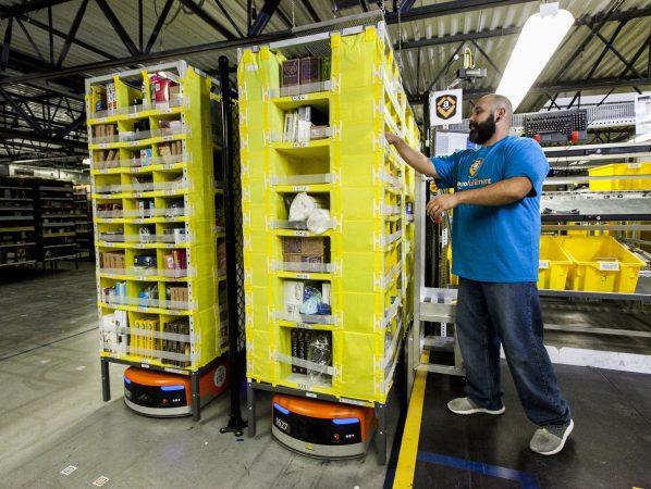 Amazon to build first Quebec fulfilment centre, create 300 jobs