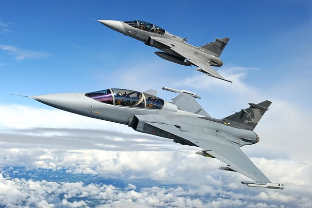 Sweden's Saab undecided on whether to bid on Canada's