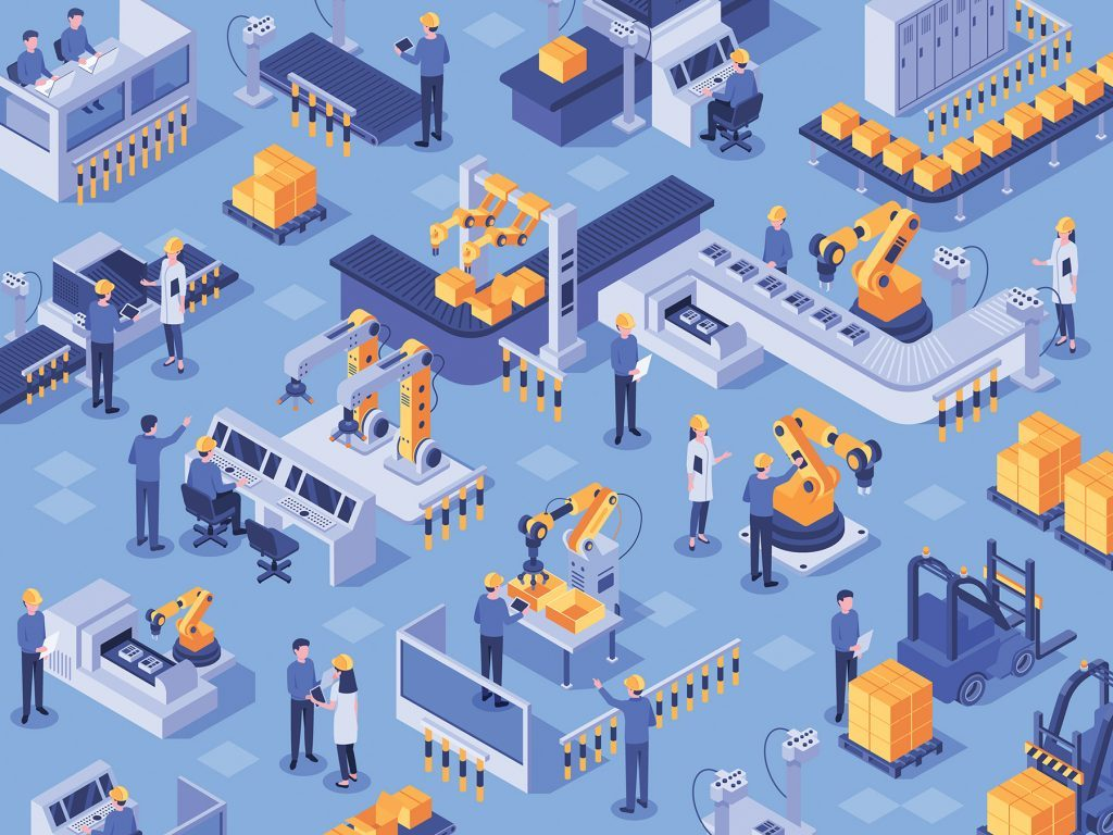 How manufacturers can use maintenance to get an advantage in post-crisis times